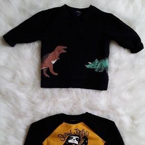 Other - Boys crew neck sweatshirts